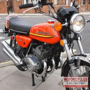 1972 Kawasaki S2A Classic Kawasaki for Sale