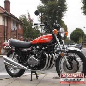 1972 Kawasaki Z1 Classic Kawasaki for Sale
