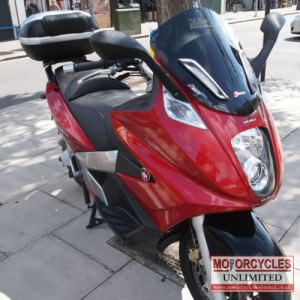 2008 Gilera GP 800 Scooter for Sale