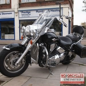 2005 Kawasaki VN 2000 A2H Custom Tourer for Sale