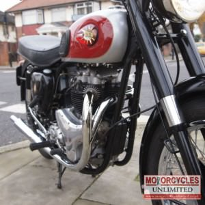1956 BSA A10 Classic British Bike for Sale