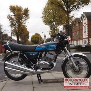 1973 Kawasaki S3 400 Rare Classic Kawasaki for Sale