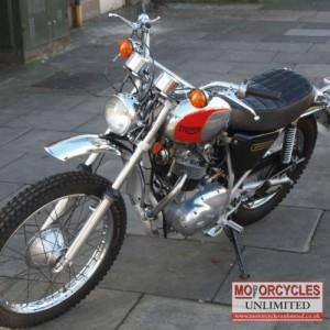 1975 Triumph TR5T Trophy Adventurer Classic British Motorcycle for Sale