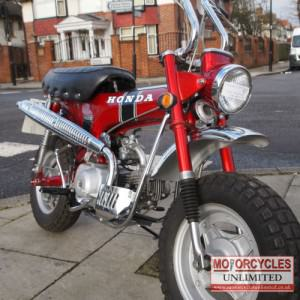 1969 Honda CT70 Classic Monkey Bike for Sale