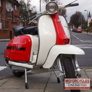 1975 Lambretta li150 Special Classic Scooter for Sale