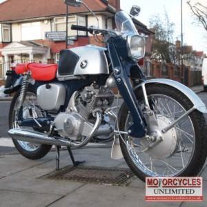 1963 Honda CB92 125 Super Sport Benly Classic Honda for Sale