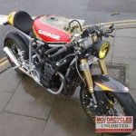 1998 Custom Suzuki Cafe Racer for Sale