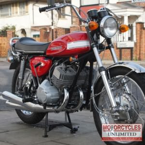 1970 Kawasaki H1500 Triple for sale