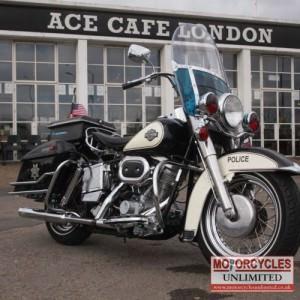 1971 Harley Davidson Classic Shovelhead CHP for Sale