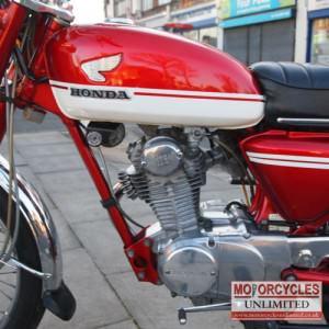 1973 Honda CB125 S Classic Honda for Sale