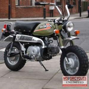 1978 Honda Z50J Monkey Bike for Sale