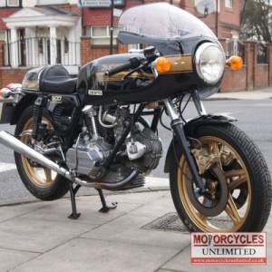 1980 Ducati 900SS Desmo Italian Classic Bike for Sale