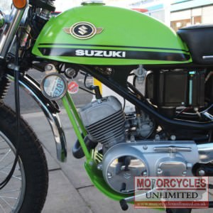 1970 Suzuki TC120 Trail Cat Classic Suzuki for Sale