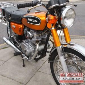 1973 Honda CB175 K6 Classic Honda for Sale