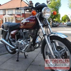 1978 Honda CB400T Dream Classic Honda for Sale