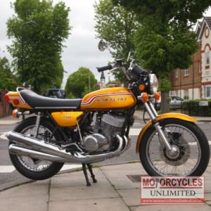 1972 Kawasaki H2750 Classic Triple for Sale
