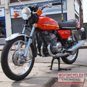 1972 Kawasaki S1A 250 Classic Triple for Sale