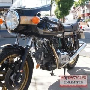 1978 Ducati 900SS Desmo Classic Italian Bike for Sale