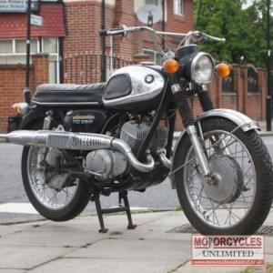 1967 Suzuki TC250 Classic Suzuki for Sale