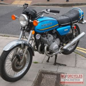 1973 Kawasaki S2A Classic Triple for Sale