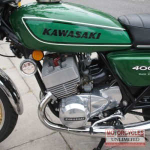 1977 Kawasaki S3 400 Classic Triple for Sale