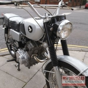 1966 Honda CL160 Vintage Honda for Sale (12)