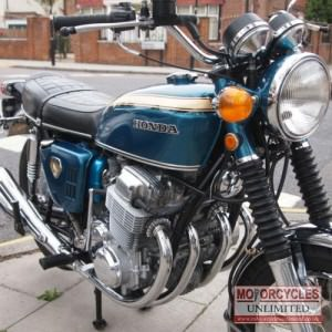 1970 Honda CB750 K0 Classic Motorcycle for Sale