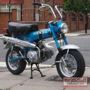 1978 Honda ST70 Monkey Bike for Sale