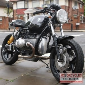 1990 BMW R80RT Cafe Racer for Sale