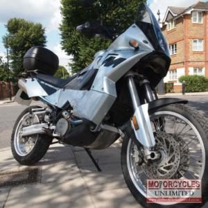 2003 KTM 950 LC8 Adventure for Sale