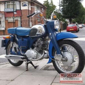 1964 Honda C92C95 Vintage Honda for Sale