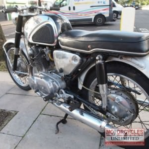 1965 Honda CB77 Vintage Japanese Bike for Sale