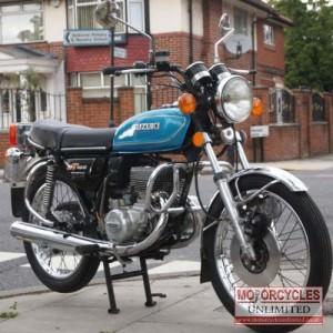 1977 Suzuki GT185 Classic Suzuki for Sale