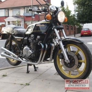 1982 Kawasaki Z1000H Classic Bike for Sale