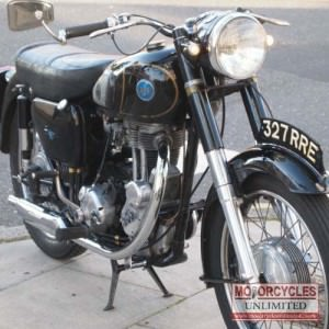 1957 AJS 350 16MS Classic Bike for Sale