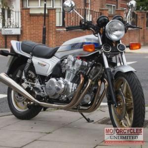 1981 Honda CB900FA Classic Bike for Sale