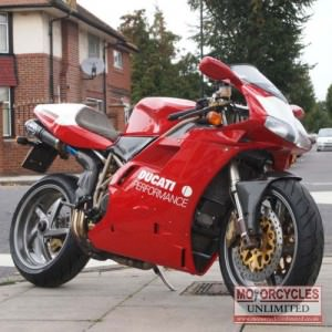1999 Ducati 916 SPS Carl Fogarty Replica for Sale