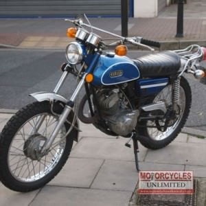 1973 Yamaha AT1 Classic Bike for Sale
