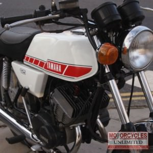 1978 Classic Yamaha RD125 for Sale