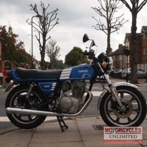 1979 Yamaha XS400 Classic Bike for Sale
