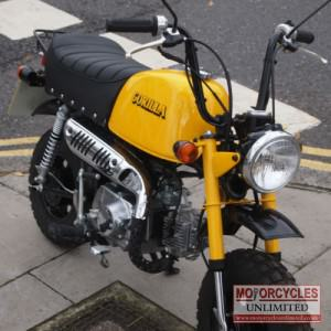 2009 Honda Z50 J5 Monkey Bike for Sale