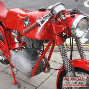 MV Agusta CSTL 175 Classic Bike for Sale