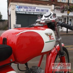 Moto Morini Corsarino ZZ for Sale