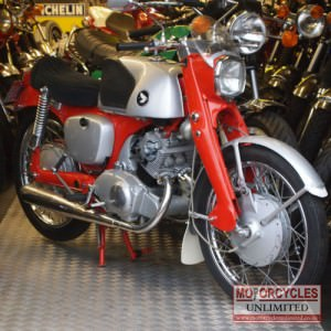 1961 Honda CB92 Vintage Honda for Sale