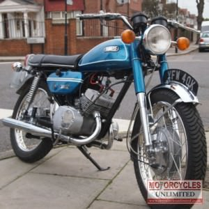 1972 Yamaha CS3 Classic Motorcycle for Sale