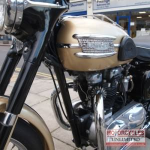 1956 Triumph 6T Thunderbird 650 Classic Bike for Sale