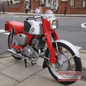 1964 Classic Honda CB92 Super Sport for Sale