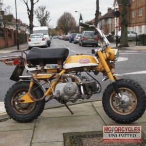 1971 Honda Z50A K2 Mini Trail for Sale