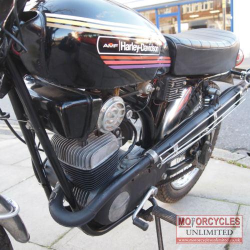 1974 Classic Harley Davidson Z90 for Sale