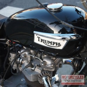 1979 Triumph T140E Classic British Bike for Sale